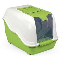 toaleta netta biało-zielona 54x39x40cm marki Mps