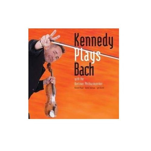 Warner music Violin concertos a min / e/concerto for - berlin philharmonic orchestra, kennedy (5099962905725)