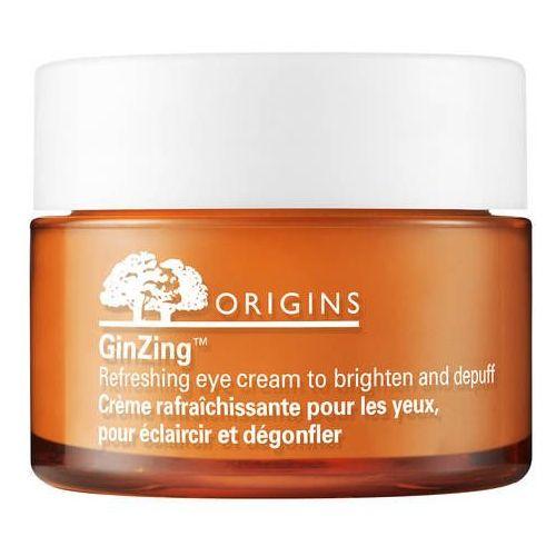 GinZing Refreshing Eye Cream to Brighten and Depuff - Krem pod oczy