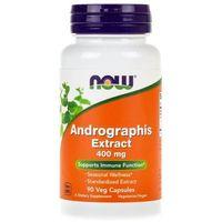 Kapsułki Now Foods Andrographis Extract 400 mg - 90 kapsułek