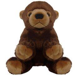Pluszak zoo niedzwiedź brunatny 25 cm marki Beppe