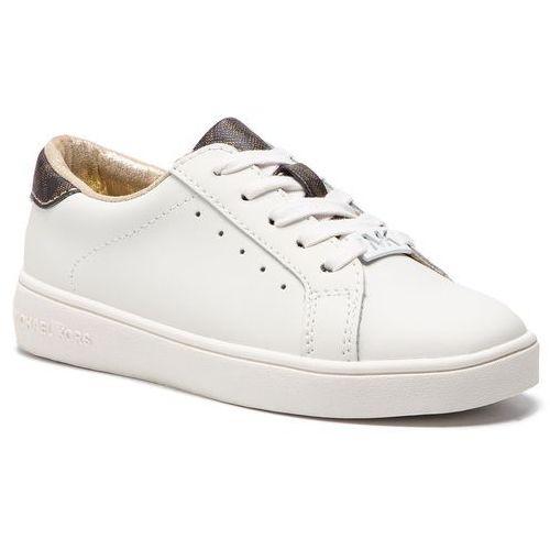 5dba992307bc4 Zobacz ofertę Sneakersy MICHAEL MICHAEL KORS - Zia-Ivy Alisha White Brown