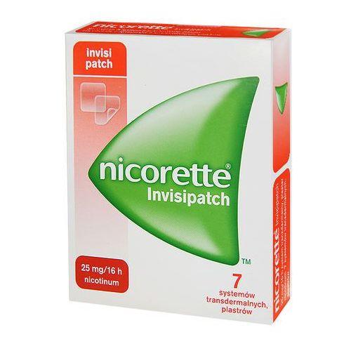 Nicorette plastry Semi 25mg/16h x 7