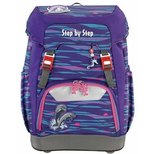 Step by step plecak szkolny grade delfiny (4047443432995)
