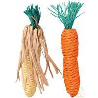 Trixie sizalowa marchew i kukurydza 6192 - darmowa dostawa od 95 zł!