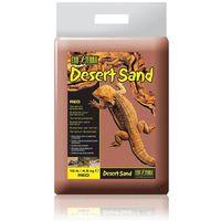 Exo terra  piasek pustynny do terrariów czerwony