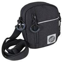 torba na ramię SANTA CRUZ - Connect Shoulder Bag Black (BLACK)