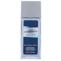 Dezodoranty dla mężczyzn  Enrique Iglesias