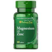Tabletki Magnez z Cynkiem / 100 tab