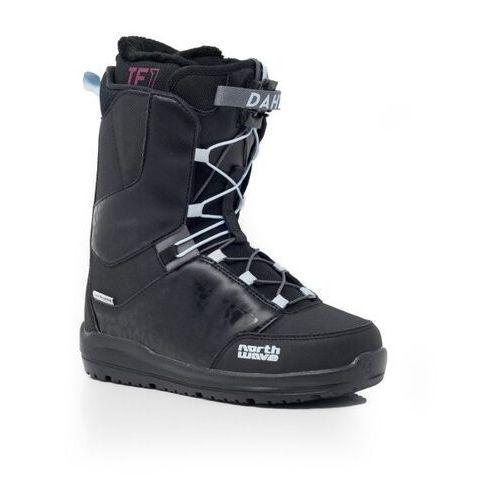 Buty snowboardowe dahlia sl (black) 2020 marki Northwave