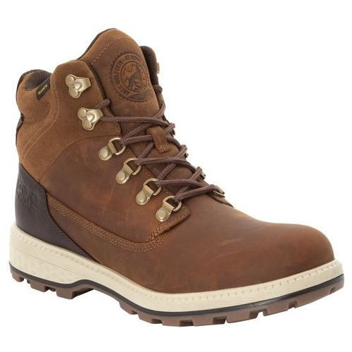 Jack Wolfskin Buty zimowe męskie THUNDER BAY TEXAPORE HIGH M coconut brown black