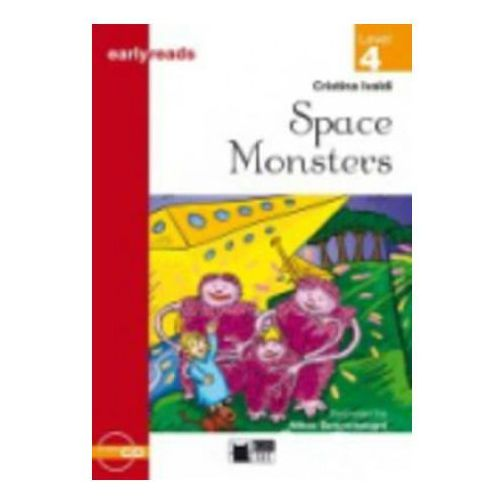 Space monsters level 4 + CD (32 str.)