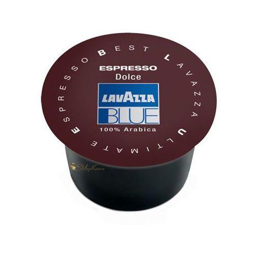 Lavazza blue espresso dolce 100 kapsułek - przecena
