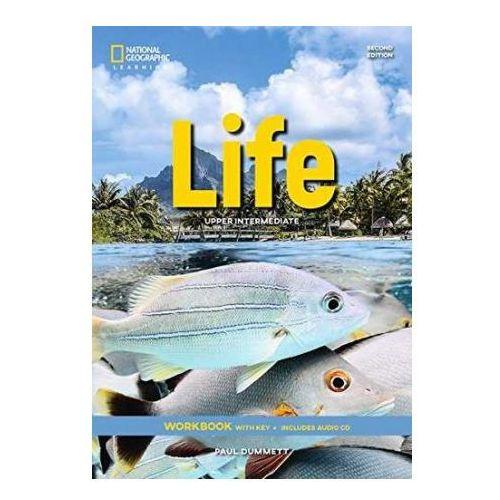 Life 2nd Edition Upper Intermediate. Ćwiczenia z Kluczem + CD