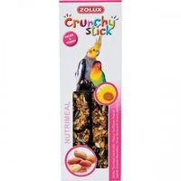 ZOLUX Crunchy Stick Duża papuga Słonecznik/Orzech ziemny