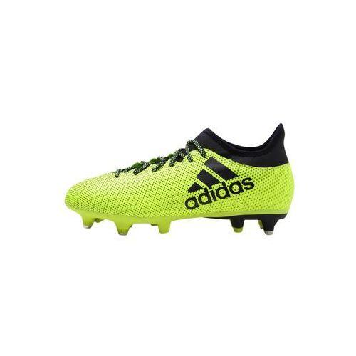 Adidas Performance X 17.3 SG Korki wkręty yellow/legink, CCY26