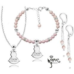 Komplety biżuterii  MAK-Biżuteria Mak-Biżuteria
