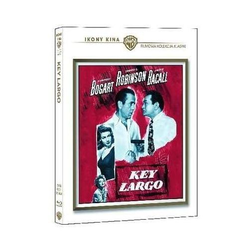 Key Largo (Ikony Kina) (Blu-ray) (7321999340599)