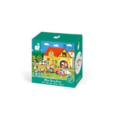 Zabawki drewniane Janod 5.10.15.