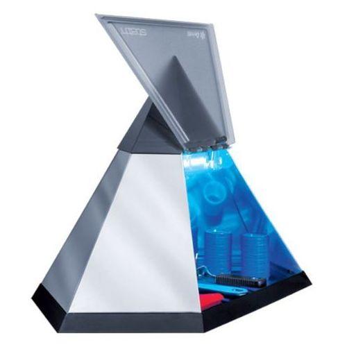 sterylizator stelth - srebrno niebieski marki Ceriotti