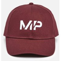 MP Essentials Baseball Cap - Washed Oxblood