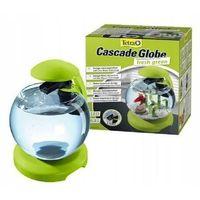 Tetra cascade globe green - szklana kula z filtrem zielona
