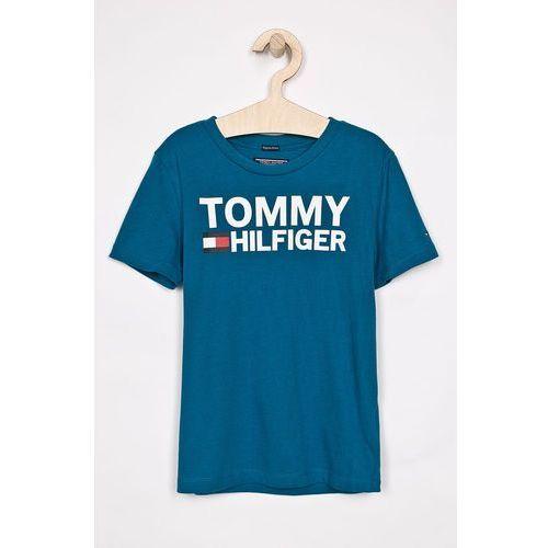6d03bb68112f7 T-shirt dziecięcy 98-176 cm (Tommy Hilfiger) - sklep SkladBlawatny.pl