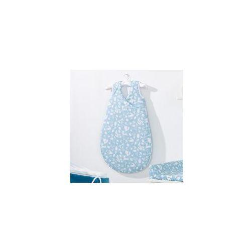 Mamo-tato Śpiworek do spania niemowlęcy bubble - las jeansowy