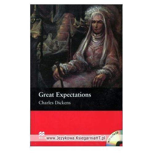 Great Expectations Plus Audio CD (Wielkie Nadzieje) Macmillan Readers Upper Intermediate
