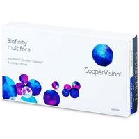 Coopervision Biofinity multifocal (6 soczewek)