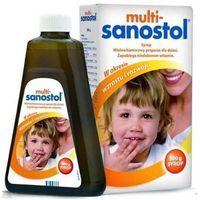 Multi - sanostol płyn 600g