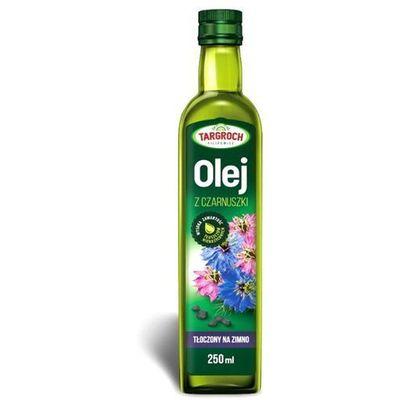 Oleje, oliwy i octy Targroch biogo.pl - tylko natura