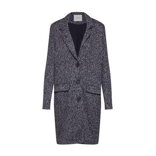 JDY JDYBESTY Płaszcz wełniany /Płaszcz klasyczny dark grey melange