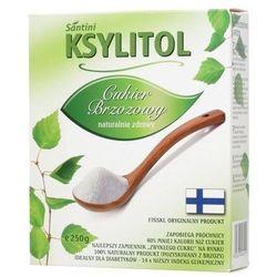 Cukier i słodziki  Ksylitol