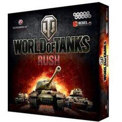 World of Tanks: Rush. Gra Planszowa. Wersja Polska