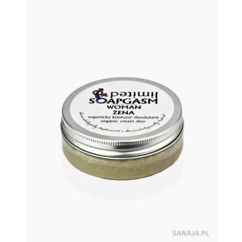 Soaphoria Kobieta - organiczny dezodorant w kremie 50 ml
