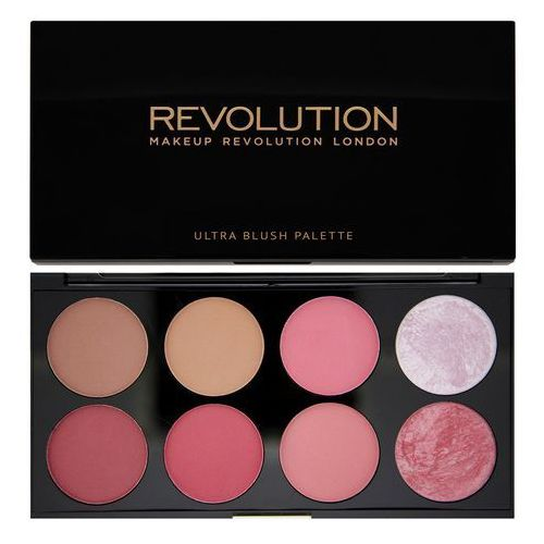 Makeup Revolution Ultra Blush Ultra Blush paleta róży odcień Sugar and Spice 13 g