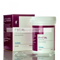 ForMeds F-VIT B5 Witamina B5 (Kwas Pantotenowy) Suplement Diety