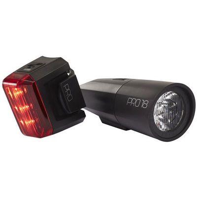 Oświetlenie rowerowe Cube Bikester