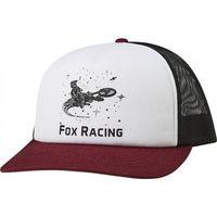 Fox czapka daszek lady galaxy nomad trucker white