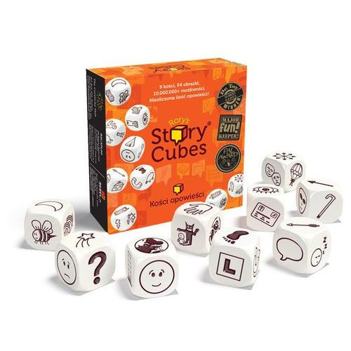 Rebel Story cubes