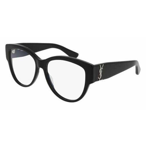 Okulary korekcyjne sl m5 001 Saint laurent