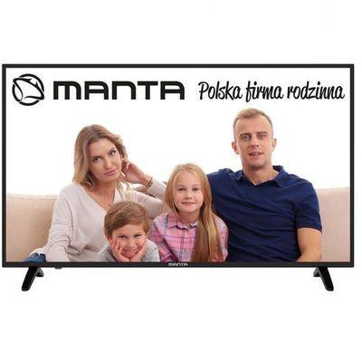 Telewizory LED Manta Quicksave