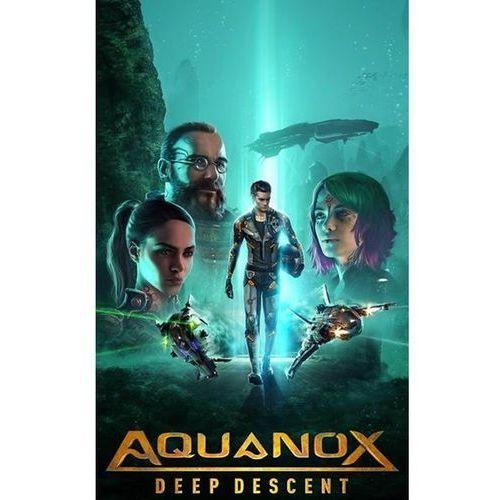 Aquanox Deep Descent - Windows - Akcja
