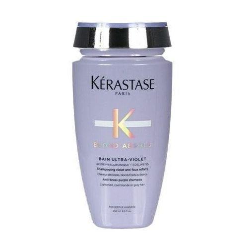 Kerastase Bain Ultra Violet Shampooing - Szampon 250 ml, E2921400 - Ekstra promocja