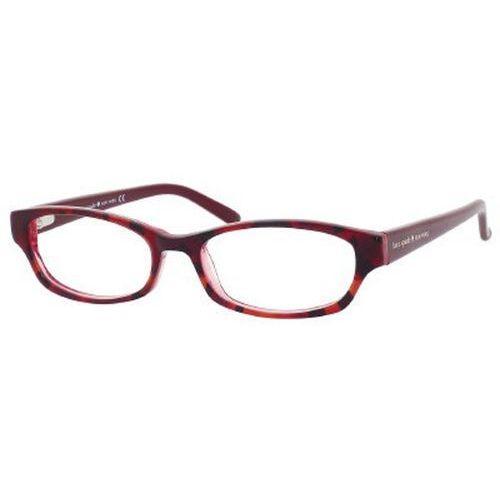 Okulary korekcyjne twyla 0jme Kate spade