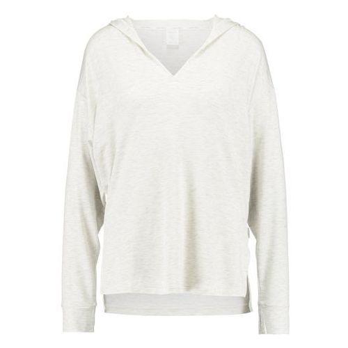 b5ee78fcbfcae7 Calvin Klein Underwear HOODIE Koszulka do spania light grey (8719113343769)