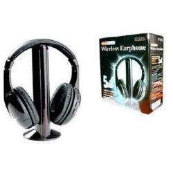 5w1! wielofunkcyjne słuchawki bezprzewodowe wireless + mikrofon + radio fm... marki S-xbs