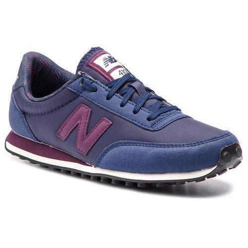 Sneakersy NEW BALANCE - WL410PPW Granatowy, kolor niebieski