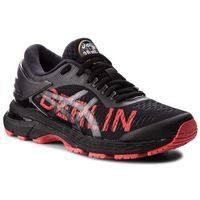 Buty ASICS - Gel-Kayano 25 Berlin 1012A119 Black/Classic Red 001
